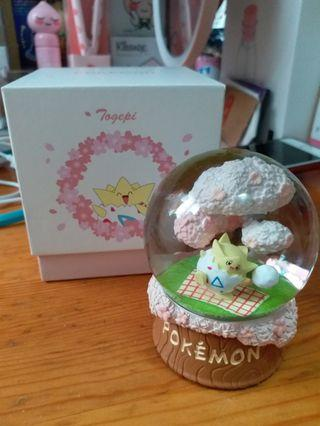 Lotteria pokemon 小刺蛋 水晶球