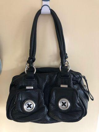 Mimco 'button' handbag