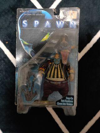 Spawn Mcfarlane toys