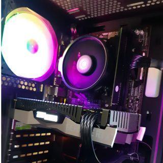 CUSTOM GAMING PC DESKTOP