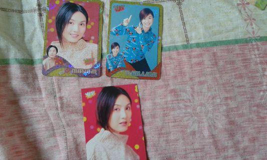 楊千樺 和 阿嬌 yes card