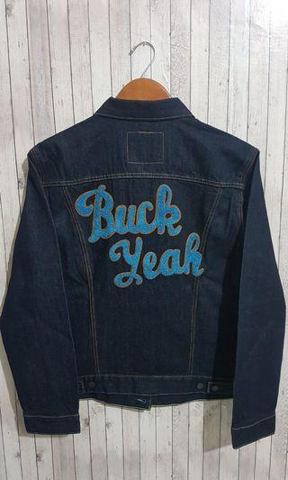Jaket Levis Original BUCK YEAH Brand New With Tag
