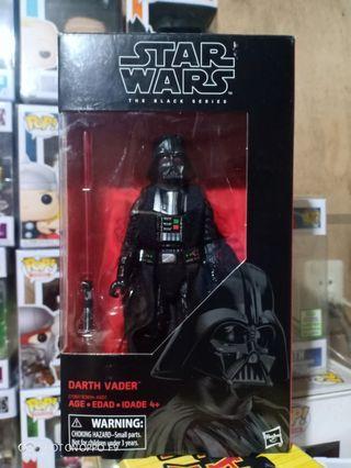 Darth Vader Black Series