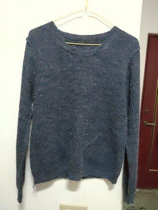 🚚 前短後長薄針織衫#半價衣服拍賣會