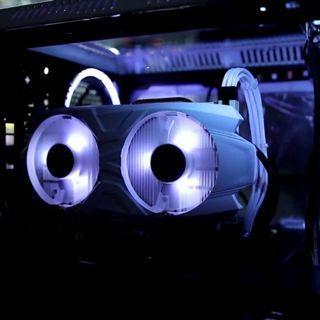 RYZEN 3 2200G +  GTX1050TI 4GB CUSTOM GAMING PC