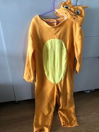 Charizard costune