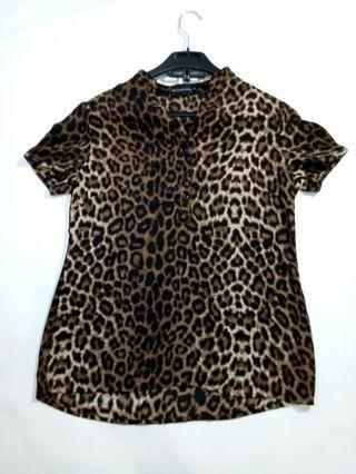 Blouse Leopard The Executive Size M