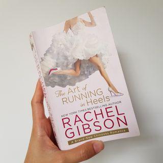 [PRELOVED] RACHEL GIBSON The Art Running in Heels