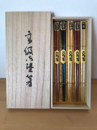 Wooden Japan Chopstick