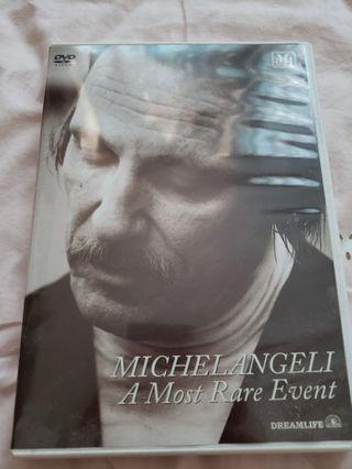 michelangeli a most rare event dvd