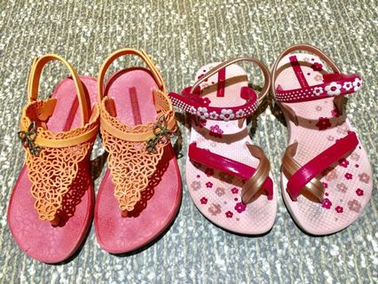 7949d371a Ipanema Sandals( Buy 1 Take 1 ) Size 9 10