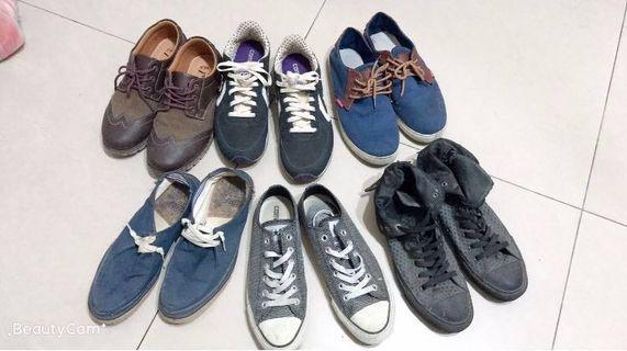 🚚 男鞋25-26.5號含運鞋櫃出清 converse