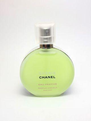 Chanel eau fraiche hair mist 35 ml. Hair perfume