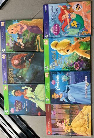 LeapFrog books for the Young princesses