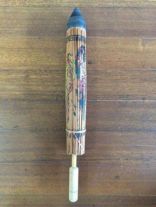 Artistic Thai umbrella