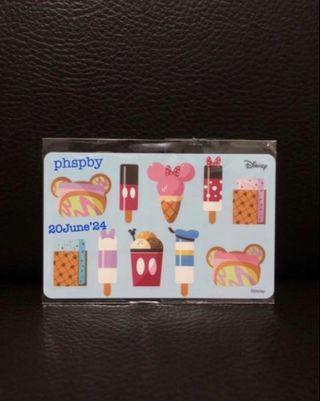 Mickey Ezlink Card New => No Value