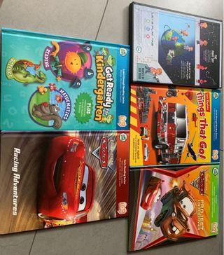LeapFrog books for the Early Learners