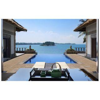Banyan Tree Bintan Package NETT Ferry Breakfast Land Transfer Included