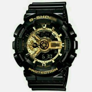 G-SHOCK GA 110 full set copy ori