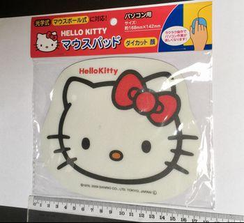 Sanrio Hello Kitty Mouse Pad
