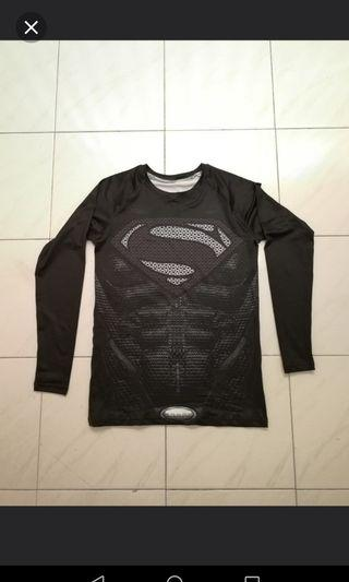🚚 Superhero compression long sleeves