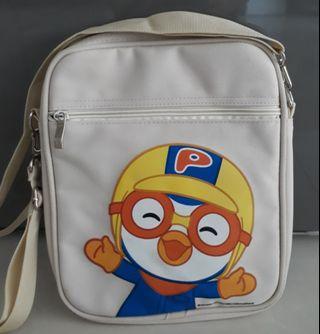 Pororo 🐧 The Little Penguin Sling Bag