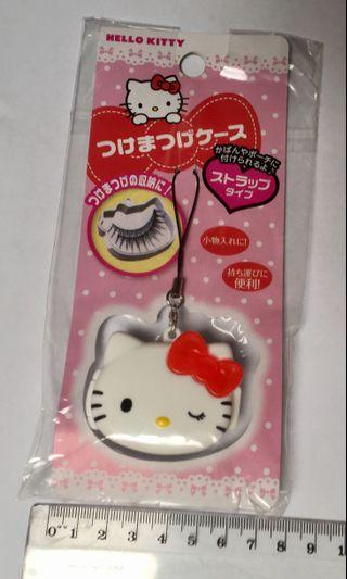 Sanrio Hello Kitty Eye Lashes Container