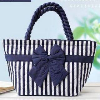 Brand New Fabric Tote Lunch Bag