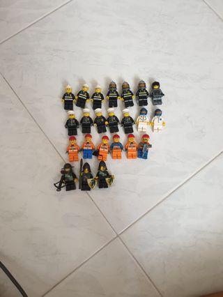 🚚 Lego Minifigurines