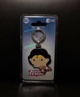 Wonder Woman Ezlink Charms New -=> no value