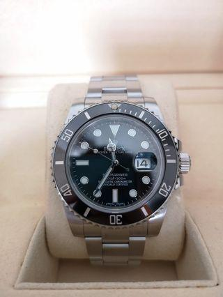 Rolex Submariner Black 116610LN 40mm Automatic