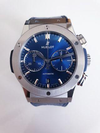 Preowned Hublot Classic Fusion Chronograph 45mm