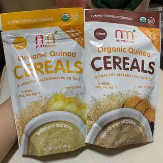 Organic Quinoa baby cereals 藜麥 bb米糊