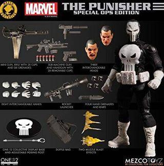 Mezco Punisher SDCC Special Ops Exclusive