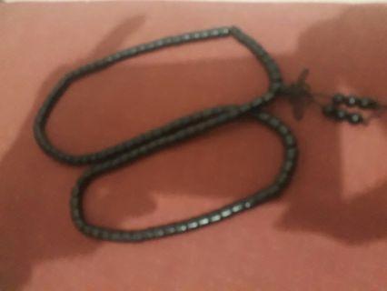 🚚 黑檀108顆桶珠 唸珠 有量可批發
