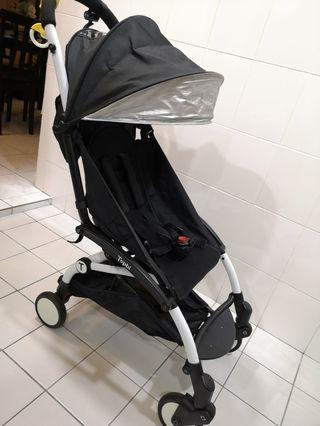 Topbi foldable ultra compact baby to todler stroller