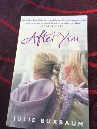 After You -Julie Buxbaum
