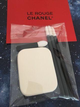 (包郵)Chanel 化妝品工具包 make up set