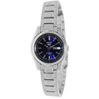 SEIKO / SYMK15k1 / QUARTZ / LADIES / 26MM / 3ATM  / BLUE DIAL / STAINLESS STEEL CASE BRACELET