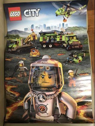 Lego Poster Lego 海報 - Lego City