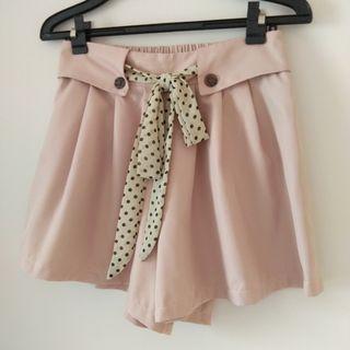 🚚 粉色褲裙