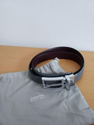 🚚 AUTHENTIC CALVIN KLEIN BELT
