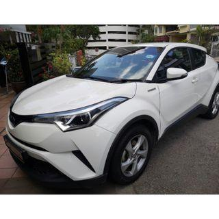 Toyota C-HR Icon Hybrid (Z10) for Long Term Lease