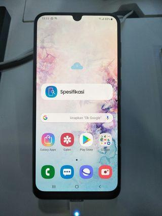 Samsung A30 4/64 Promo Cicilan Bunga 0%