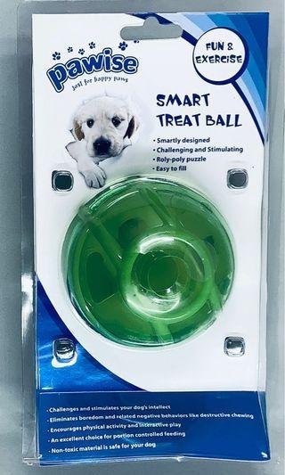 Pawise Smart Dog Treat Ball