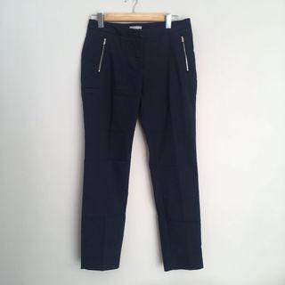 H&M Navy Pants (size 10)