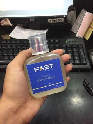 Fast Perfume