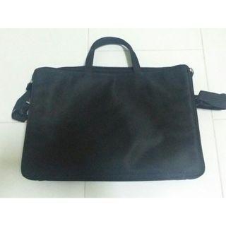 Black Bag Laptop 14 Inch / Document Bag