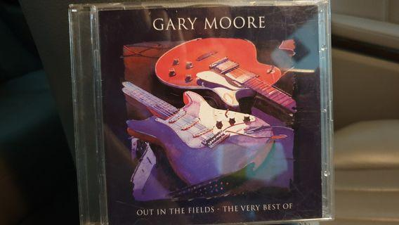 The very best of Gary Moore out in the fields