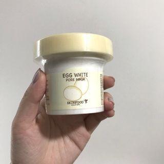 Skin Food Egg White Pore Mask